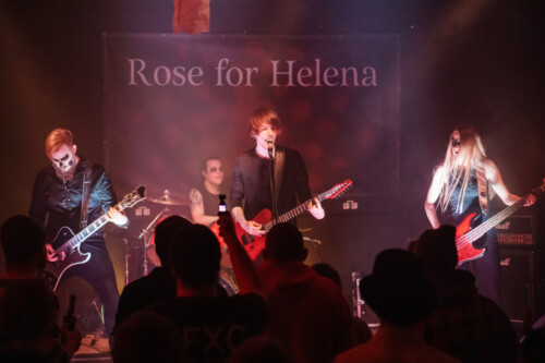 Rock'n'Ghost Konzert | Freizeithaus Dicker Busch Rüsselsheim | 02.11.2019